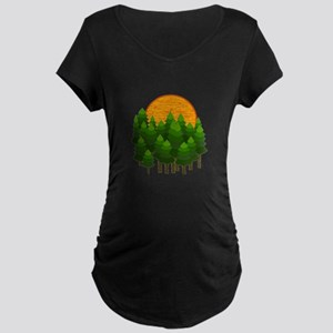 LIGHTED UP Maternity T-Shirt