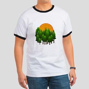 LIGHTED UP T-Shirt