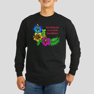 HAWAIIAN CHRISTMAS/NEW YEAR Long Sleeve T-Shirt