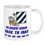 Back to Iraq Mug