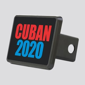 Cuban 2020 Rectangular Hitch Cover