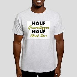 Half Gravedigger Half Rock Star T-Shirt