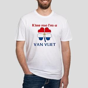 Van Vliet Family Fitted T-Shirt