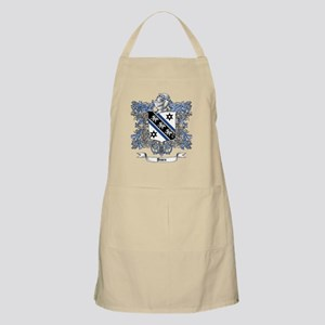 Brown Family Crest 4 Apron