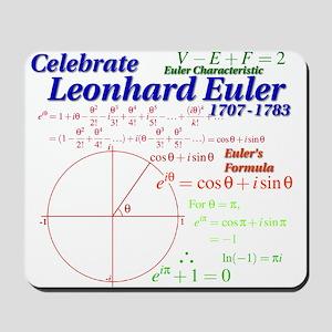 Celebrate Euler Mousepad