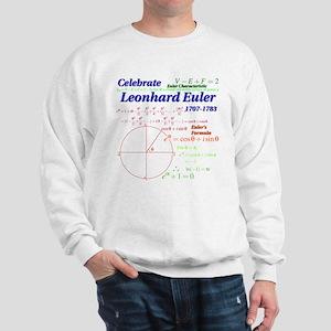 Celebrate Euler Sweatshirt