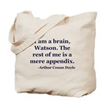 Brain App Tote Bag