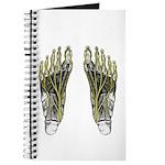 Nervous Feet Journal