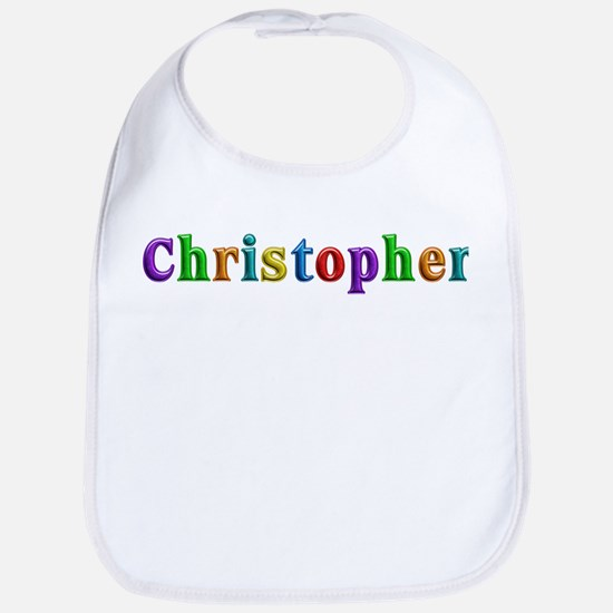 Christopher Shiny Colors Bib