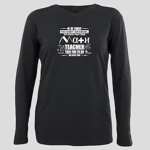 Funny Math Teacher Lover T-Shirt