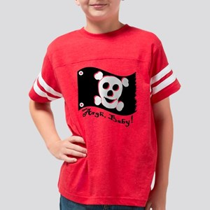 arghbaby Youth Football Shirt