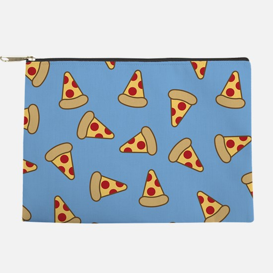 Cute Pizza Pattern Makeup Pouch