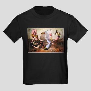 Trapeze Artists, Circus T-Shirt