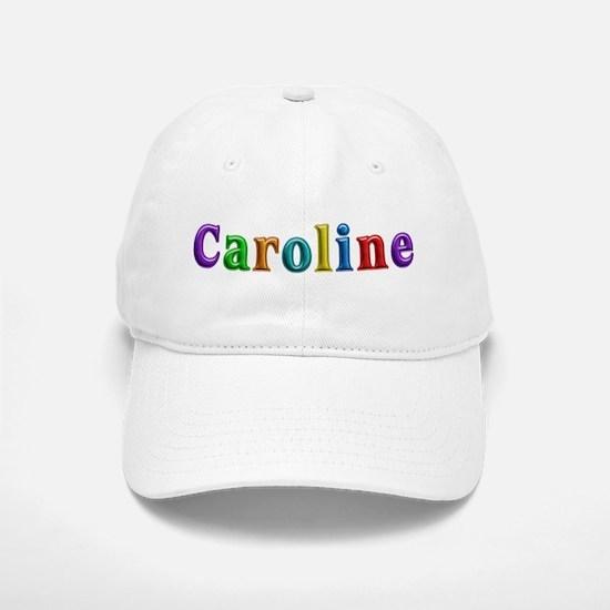 Caroline Shiny Colors Baseball Baseball Baseball Cap