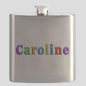 Caroline Shiny Colors Flask