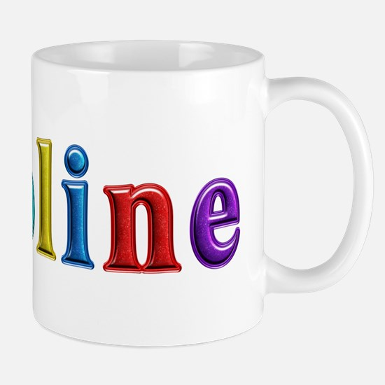 Caroline Shiny Colors Mugs
