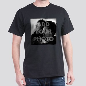Add Your Own Photo Dark T-Shirt
