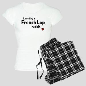 French Lop rabbit Pajamas