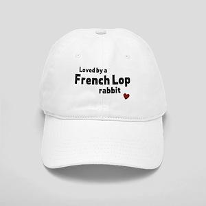 French Lop rabbit Baseball Cap