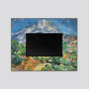 Cezanne Mont Sainte Victoire Picture Frame