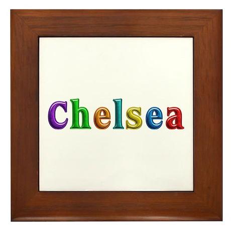 Chelsea Shiny Colors Framed Tile  sc 1 st  CafePress & Chelsea Wall Art - CafePress