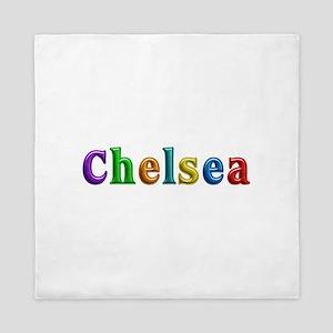 Chelsea Shiny Colors Queen Duvet