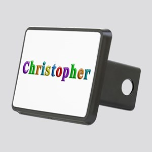 Christopher Shiny Colors Rectangular Hitch Cover