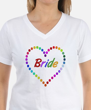 Rainbow Bride Shirt