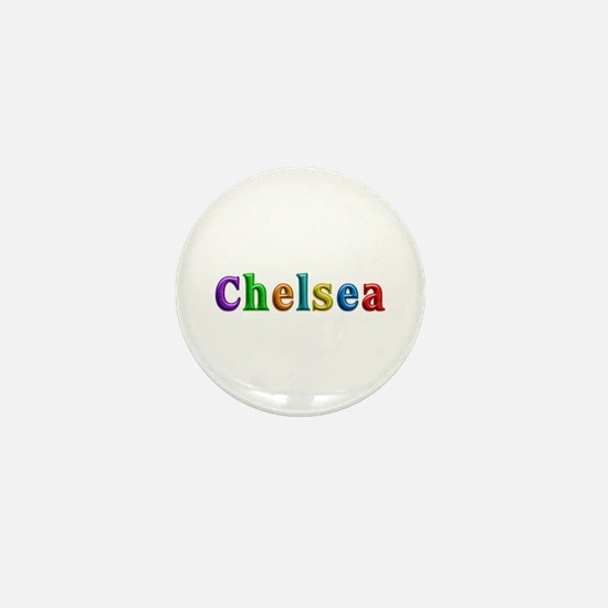 Chelsea Shiny Colors Mini Button