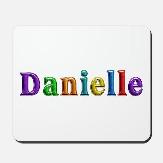 Danielle Shiny Colors Mousepad