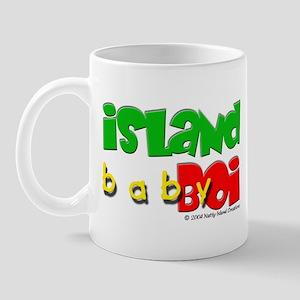 Island Baby Boi Mug