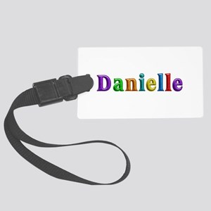 Danielle Shiny Colors Large Luggage Tag