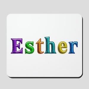 Esther Shiny Colors Mousepad