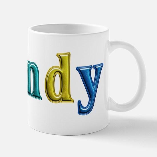 Brandy Shiny Colors Mugs