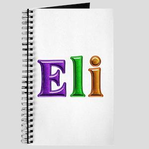 Eli Shiny Colors Journal