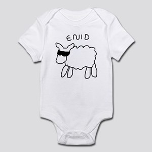 Enid the Sheep Infant Bodysuit