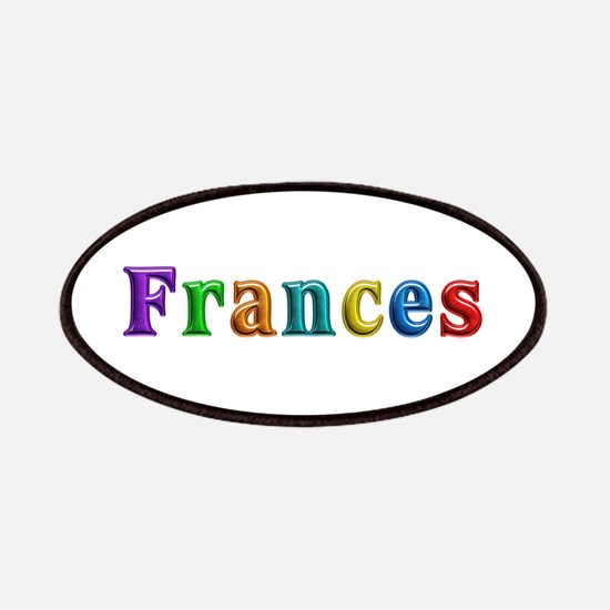 Frances Shiny Colors Patch