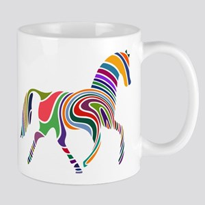 Cute Horse Mugs