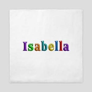 Isabella Shiny Colors Queen Duvet