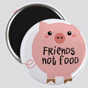 friends not food Magnet