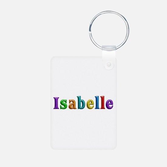 Isabelle Shiny Colors Aluminum Keychain