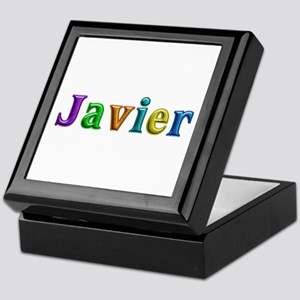 Javier Shiny Colors Keepsake Box