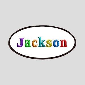Jackson Shiny Colors Patch