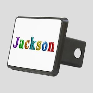 Jackson Shiny Colors Rectangular Hitch Cover