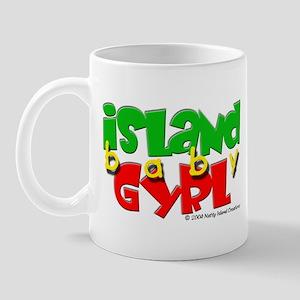 Island Baby Gyrl Mug