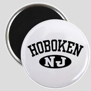 Hoboken New Jersey Magnet
