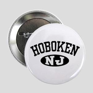 Hoboken New Jersey Button