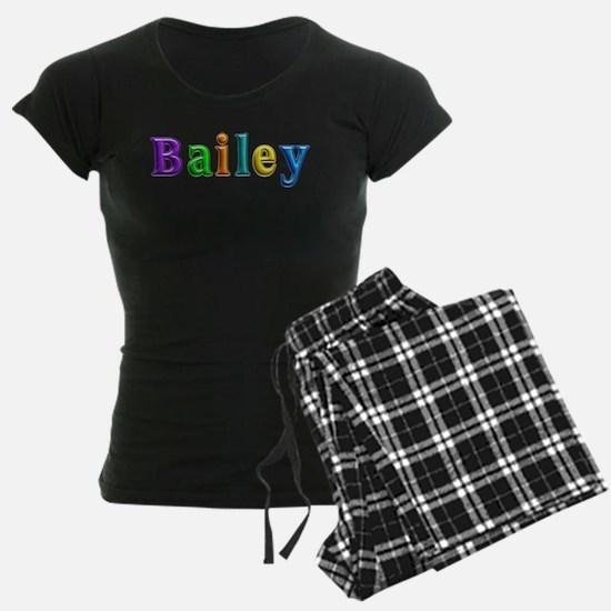 Bailey Shiny Colors Pajamas