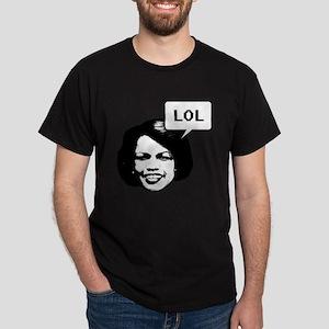 Condi RIce LOL Dark T-Shirt