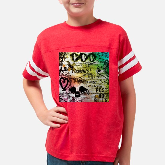 mp996 Youth Football Shirt